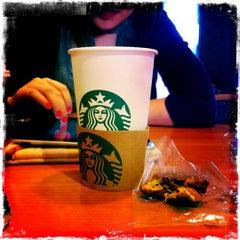 Photo taken at Starbucks by Zac C. on 2/25/2012