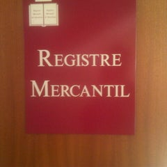 Photo taken at Registro Mercantil by Alejo M. on 7/24/2012