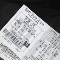 Photo taken at Marcus North Shore Cinema by Thisguy A. on 4/20/2012