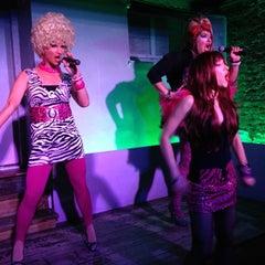 Photo taken at Bar-tini Ultra Lounge by Alden C. on 6/23/2012