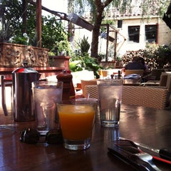 Photo taken at La Grande Orange Cafe by George S. on 4/29/2012