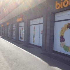 Photo taken at Biomì by Andrea R. on 8/31/2012
