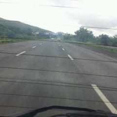 Photo taken at Pune mumbai expressway by Sukhen W. on 7/17/2012