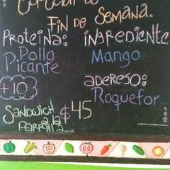 Photo taken at Inn Salad by Carlos on 8/10/2012