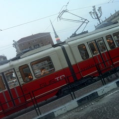 Photo taken at Piazza Carlina by Claudio B. on 5/26/2012