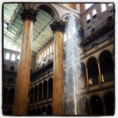 Photo taken at National Building Museum by Kirsten S. on 8/23/2012