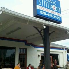 Photo taken at Ole Biloxi Fillin' Station by Chuck E. on 2/17/2012