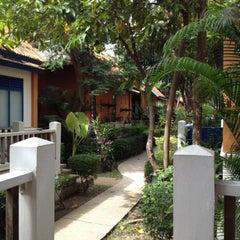 Photo taken at Lawana Resort Koh Samui by Arthur S. on 8/8/2012
