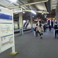 Photo taken at 田無駅 (Tanashi Sta.) (SS17) by Tadashi H. on 6/22/2012