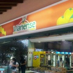 Photo taken at Vianense by Julio N. on 4/16/2012