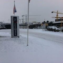 Photo taken at Beatrixhaven by Teus K. on 4/9/2012