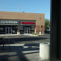 Photo taken at Five Guys by Dee L. on 6/10/2012