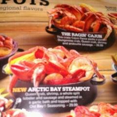 Photo taken at Joe's Crab Shack by Theresa L. on 6/14/2012