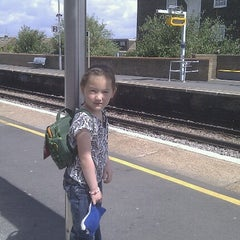 Photo taken at Rainham Railway Station (RAI) by Simon E. on 6/17/2012