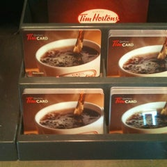 Photo taken at Tim Hortons by Layla D. on 5/18/2012