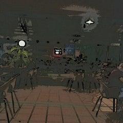 Photo taken at Station 1 Café by Galaxy L. on 8/11/2012