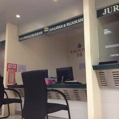 Photo taken at Jabatan Imigresen Malaysia by Pearl A. on 2/27/2012