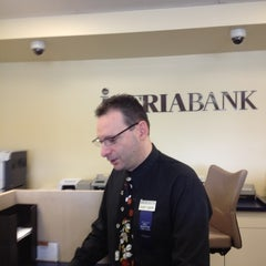 Photo taken at IBERIABANK by Frank @. on 5/3/2012