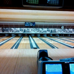 Photo taken at Linbrook Bowling Center by Todd W. on 5/12/2012