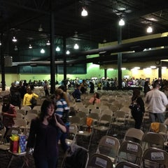 Photo taken at Centro Familiar Olivo by Matt M. on 4/15/2012