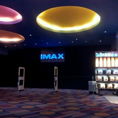 Photo taken at IMAX Theatre Showcase by Sol B. on 6/19/2012