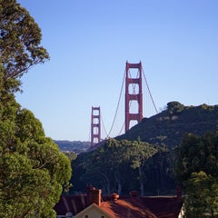 Photo taken at Cavallo Point Lodge by Stephen F. on 8/27/2012