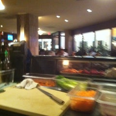 Photo taken at Sushi Siam by Mac on 3/14/2012