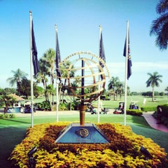 Photo taken at Trump National Doral Miami by Manuel T. F. on 8/18/2012