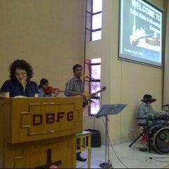 Photo taken at DBF Gurgoan by Kevin K. on 5/6/2012