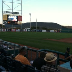 Photo taken at Medlar Field at Lubrano Park by Melissa H. on 9/5/2012