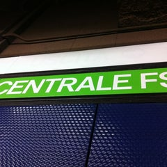 Photo taken at Metro Centrale FS (M2, M3) by Nicole M. on 4/18/2012