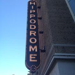 Photo taken at The Hippodrome / France-Merrick Performing Arts Center by Scott S. on 4/6/2012