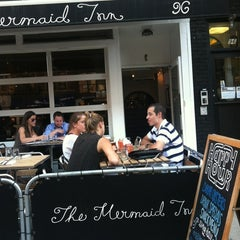 Photo taken at The Mermaid Inn by Kevin on 7/2/2012