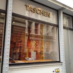 Photo taken at Taschen by Ario J. on 4/20/2012