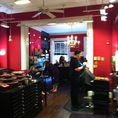 Photo taken at Sugarhouse Day Spa & Salon by kazie w. on 4/28/2012