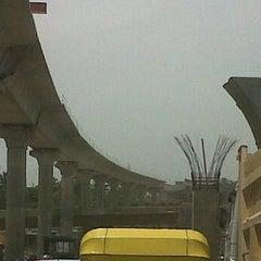 Photo taken at Nayandahalli by Ankith A. on 5/28/2012