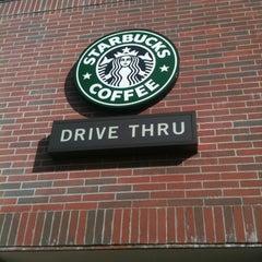 Photo taken at Starbucks by mac d. on 3/25/2012