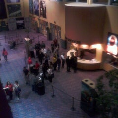 Photo taken at Cineplex Cinemas Courtney Park by Chris H. on 3/17/2012
