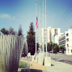 Photo taken at Sal Guarriello Veterans' Memorial by Rob H. on 9/11/2012