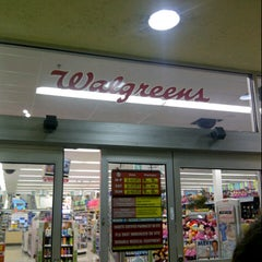 Photo taken at Walgreens by Camila V. on 7/17/2012