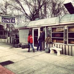Photo taken at O'Rourke's Diner by Parker C. on 2/23/2012