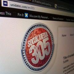 Photo taken at SocialMedia305 by SocialMedia305 on 4/23/2012