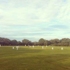 Photo taken at Selmeston Cricket Club by Daniel B. on 9/1/2012