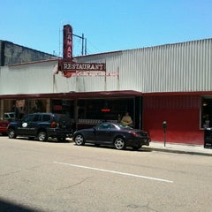 Photo taken at The Lamar Restaurant by Jon on 5/22/2012