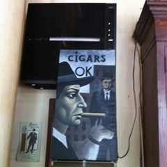 Photo taken at OK Cigars by Erica S. on 4/14/2012