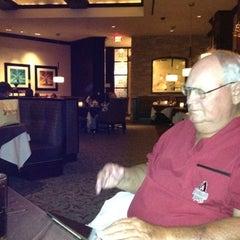 Photo taken at Barona Steakhouse by Glenda G. on 9/8/2012