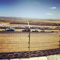 Photo taken at Sonoma Raceway by Sachin A. on 6/25/2012