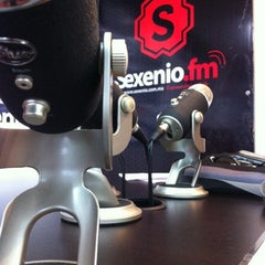 Photo taken at Sexenio HQ by Daniel S. on 7/24/2012
