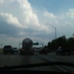 Photo taken at Interstate 75 & 275 by Sheenan C. on 7/26/2012