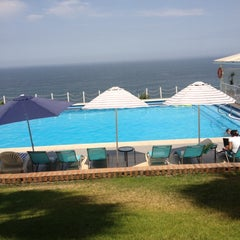 Photo taken at Radisson Hotel Iquique by Karin D. on 2/4/2012